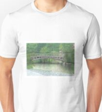 Horsforth Leeds Newlay Bridge Unisex T-Shirt