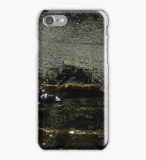 Bubbly Wet Water iPhone Case/Skin
