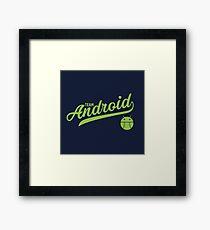 Team Android Framed Print