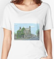 Horsforth Leeds King's Arms Women's Relaxed Fit T-Shirt