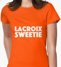 Absolutely Fabulous - Lacroix Sweetie Womens Fitted T-Shirt
