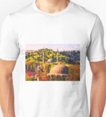 Eyup Mosque art Unisex T-Shirt