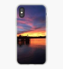 Sunsets in Australia iPhone Case