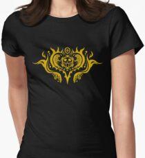 Camiseta entallada para mujer Heart Pirates
