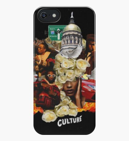 Migos - Culture iPhone Case/Skin