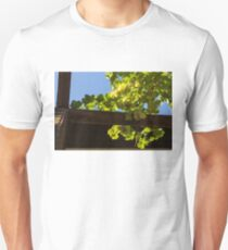 Overhead Grape Harvest - Summertime Dreams of Fine Wine T-Shirt