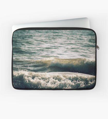 Wellen Laptoptasche