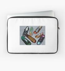 Painted Shoes Laptop Sleeve