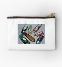 Painted Shoes Studio Pouch
