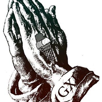 pray by RalphFannin