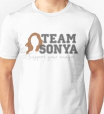 Team Sonya - Support your Mayor T-Shirt