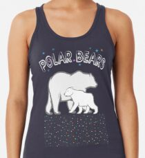 POLAR BEARS Racerback Tank Top