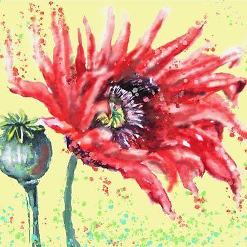 Poppy Fantasy by belka