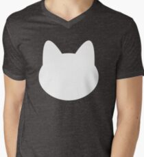 White Stray Kitty T-Shirt