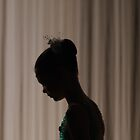 Side stage silhouette by Lanii  Douglas