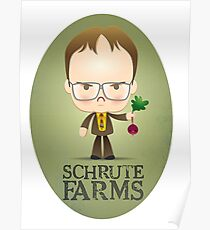 Schrute Poster