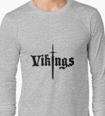 Viking Text T-Shirt