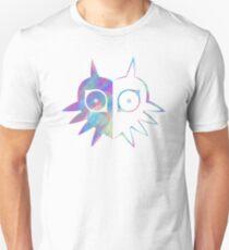 Majora's Mask Half Color Unisex T-Shirt