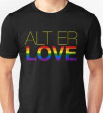 alt er love (skam) Unisex T-Shirt