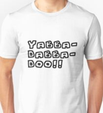dabba-doo Unisex T-Shirt