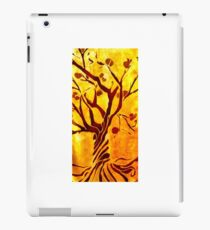 Golden tree of Life iPad Case/Skin
