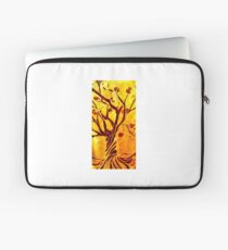 Golden tree of Life Laptop Sleeve