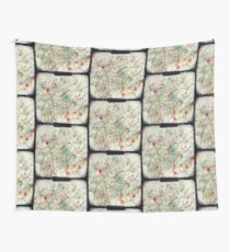 Pins and needles Wall Tapestry
