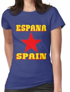ESPANA Womens Fitted T-Shirt