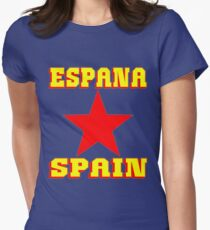 ESPANA Women's Fitted T-Shirt