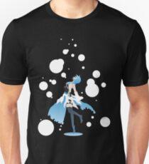 Aqua Kingdom Hearts Unisex T-Shirt
