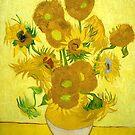 Sonnenblumen von Van Gogh von GalleryGreats