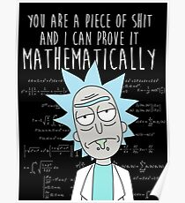 Mathematically Poster