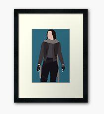 Star Wars - Jyn Erso Framed Print