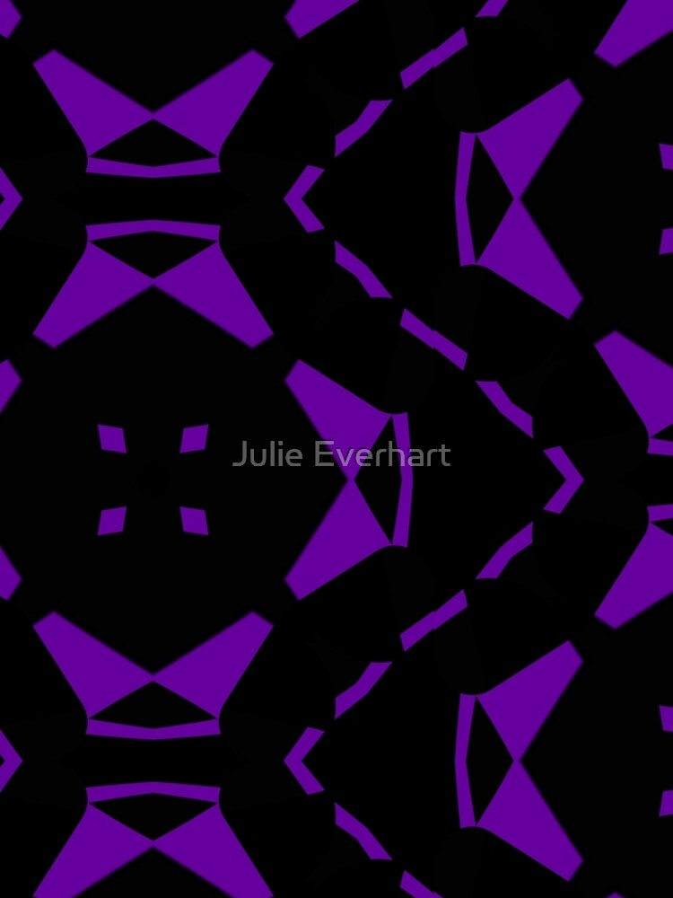 Purple and Black by Julie Everhart by julev69