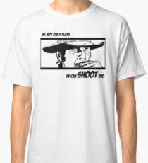 Charles Bronson, he can shoot too Classic T-Shirt