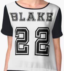 Blake Chiffon Top