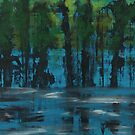 Flooded Forest by George Hunter