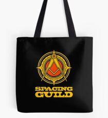 spacing guild Tote Bag