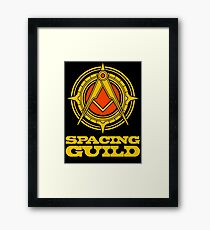 spacing guild Framed Print