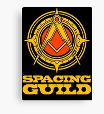 spacing guild Canvas Print