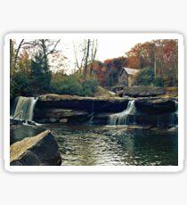 Autumn Mill  Sticker