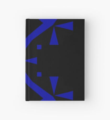 Black and Blue by Julie Everhart Hardcover Journal