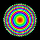 Phyllotaxis-003 by Rupert Russell