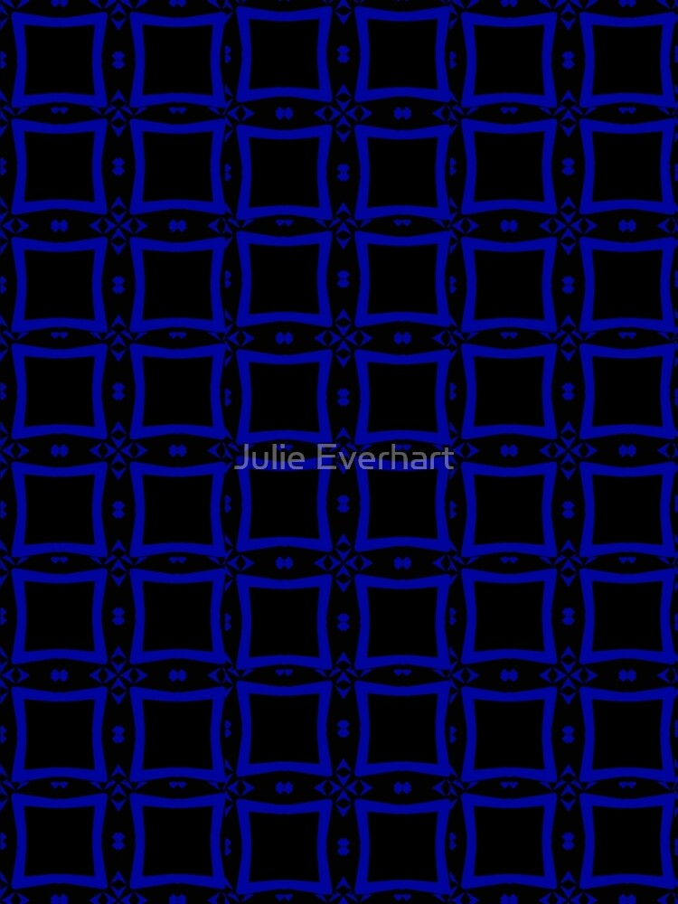 Black  and Blue 2 by Julie Everhart by julev69