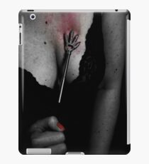 Sick femininity iPad Case/Skin