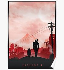 Fallout IV Poster