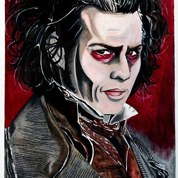 Sweeny Todd by Iroek