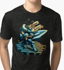 Steel Thy Shovel! Tri-blend T-Shirt