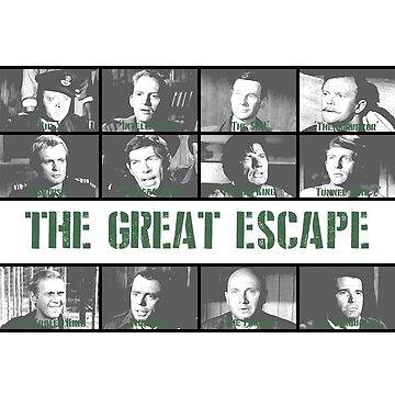 The Great Escape  by rhizatay
