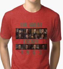 The Great Escape (1963) Tri-blend T-Shirt